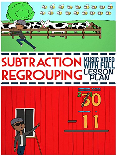 Amazon Subtraction With Regrouping Borrowing Song